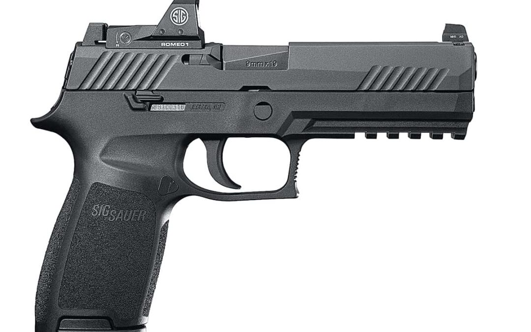 Episode 28 – The Army's New Sidearm