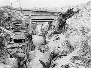 Episode 118 – WWI Series Part 4 – Eye Deep in Hell