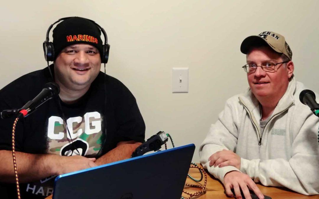 Episode 121 – Army Veteran Brian Richards – Media Career