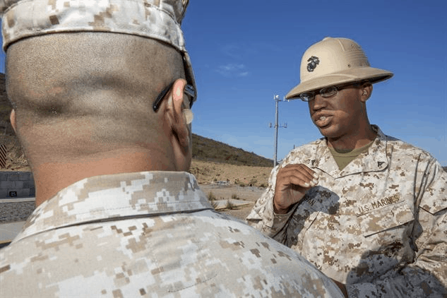 135 – My Military Story Part 7 – Don't UNC on the Range