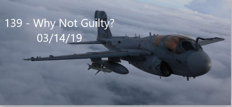 139 – Why Not Guilty