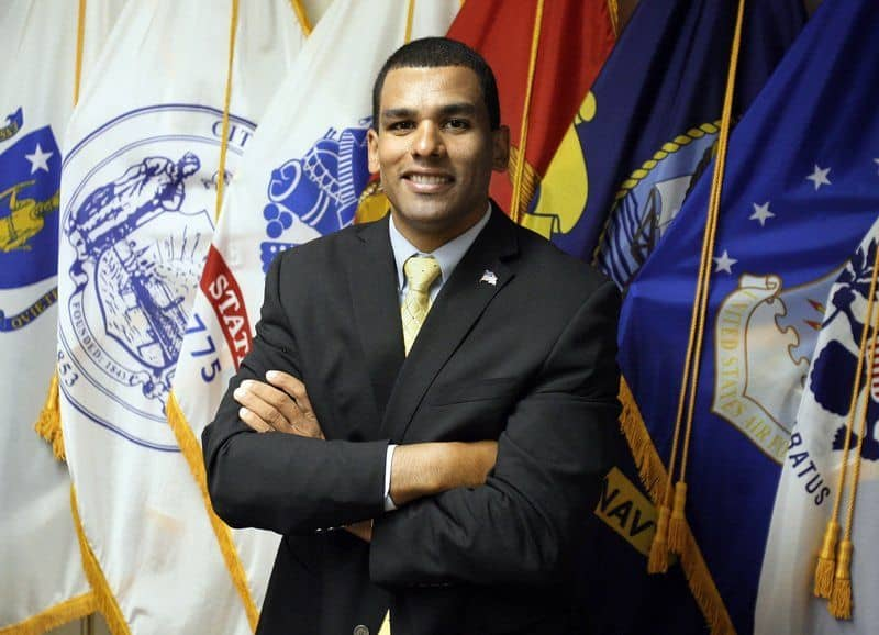155 – MA Secretary of Veterans Services, Francisco Urena