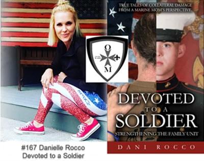 167 – Danielle Rocco – Devoted to Soldier