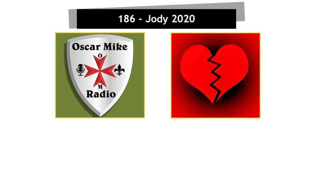 186 – Jody 2020