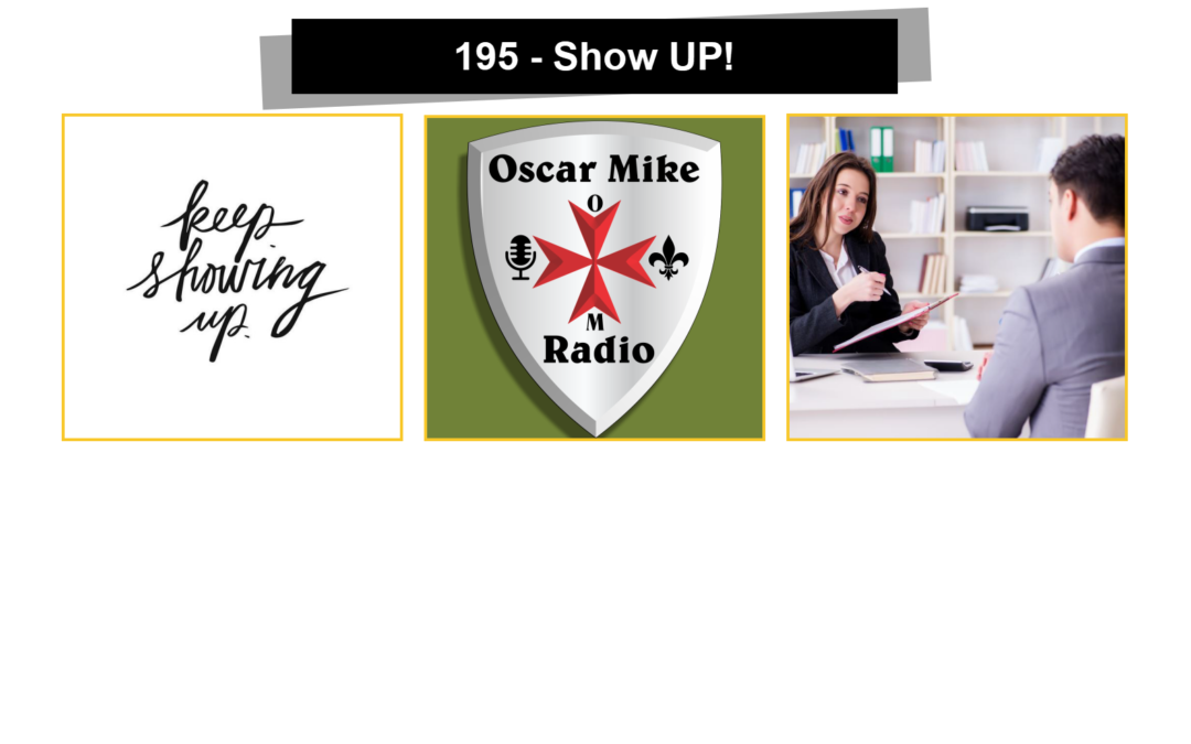 195 – Show Up!