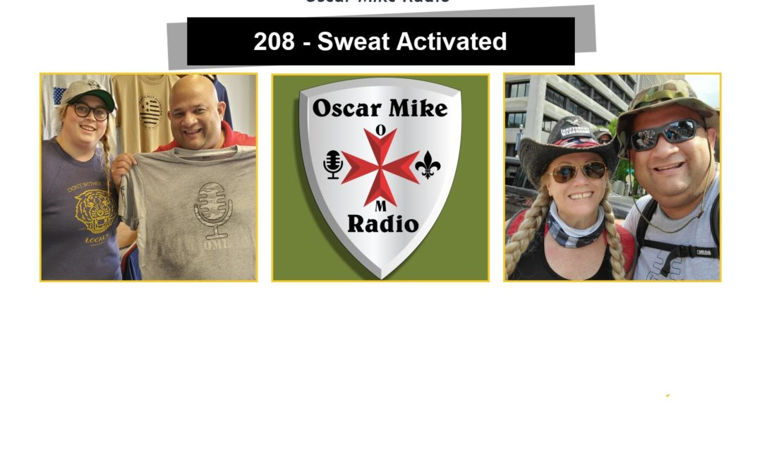 208 – Sweat Activated