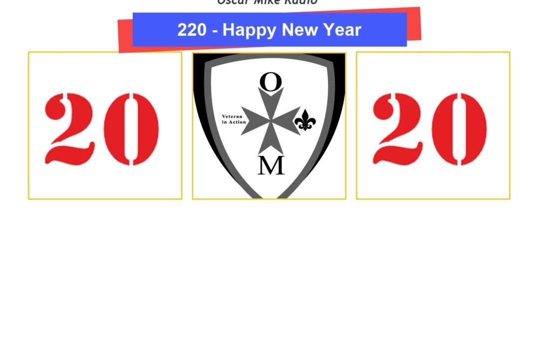 220 – Happy New Year