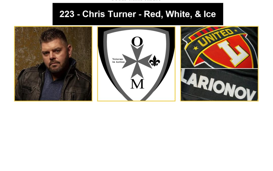 223 – Chris Turner – Red, White, & Ice