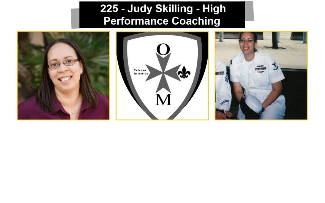 225 – Judy Skilling – High Performance Coach
