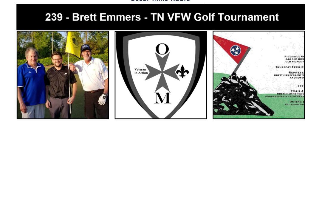 239 – Tennessee Golf Tournament