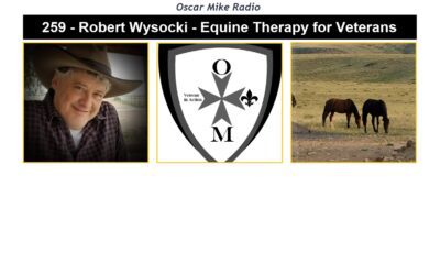 259 – Robert Wysocki – Equine Therapy for Veterans