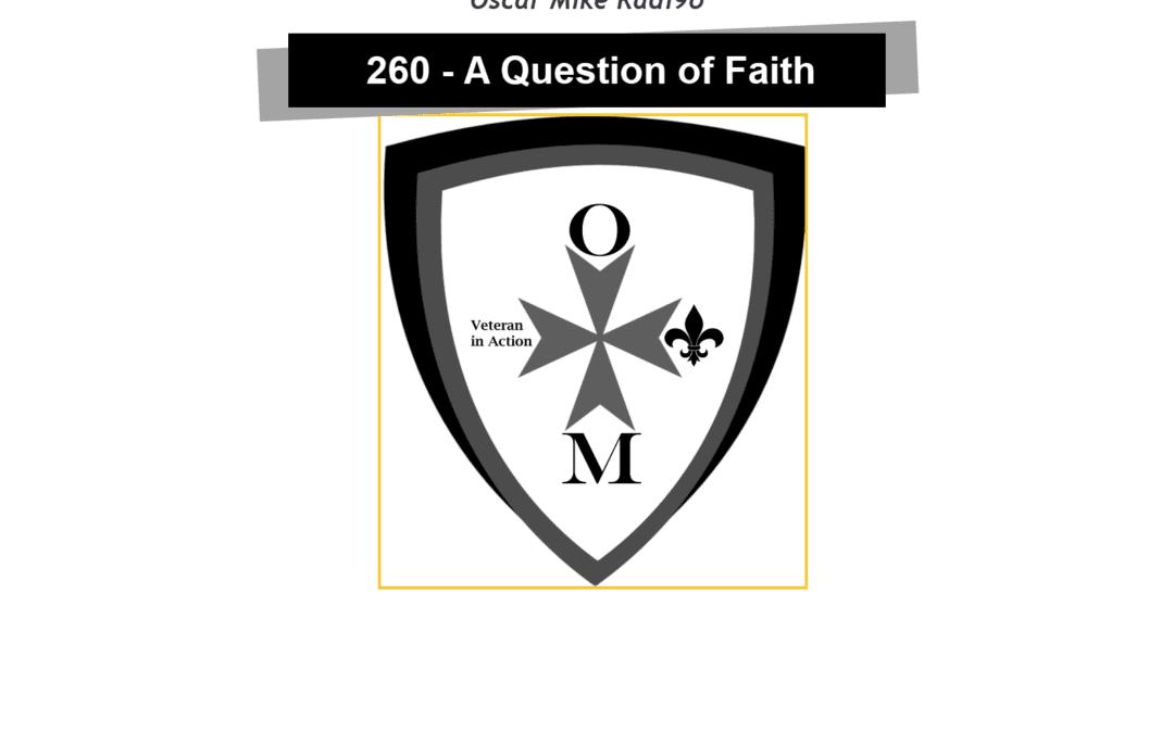 260 – A Question of Faith